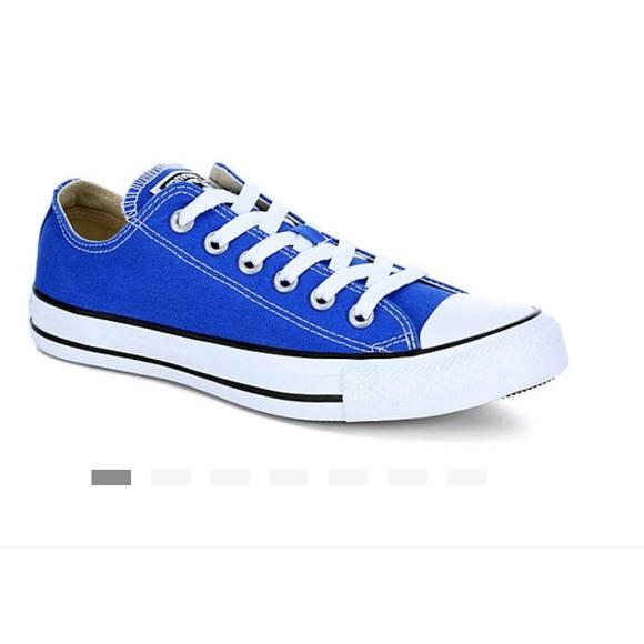 Brand New Royal Blue Converse | Poshmark